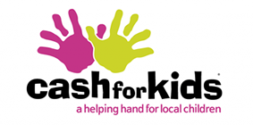 Cash For Kids - Proudly supporting local children's charities