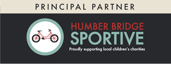 Principle Partner Humber Bridge Sportive - Proudly supporting local children's charities